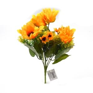 Flori Buchet mic floarea soarelui