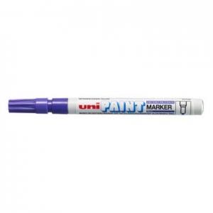 Marker cu vopsea cu varf foarte subtire PX21 violet