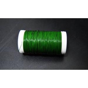 Sarma bobina decorativa verde