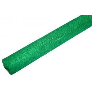 Hartie Creponata Floristica - Verde Metalizat - cod 804