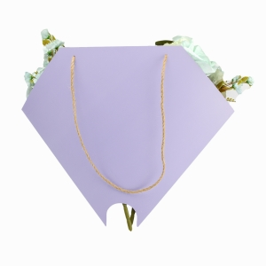Sacosa Buchet Rotund lila